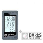 TROTEC Raum-Thermohygrometer BZ05 - Kalibriert nach DAkkS D.2302