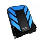 Disco Duro Externo Adata DashDrive Durable HD710 2.5'', 2TB, USB 3.0, 5400RPM, Azul, A Prueba de Agua y Golpes - para Mac/PC