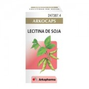 Arkocápsulas lecitina de soja