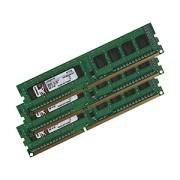 Kingston ValueRAM KVR13E9K3/24i with ECC, 8GB x3 kit, Intel vali