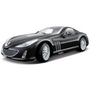 Bburago 1:18 Scale Peugeot 907 V12 Diecast Vehicle (Colors May Vary)