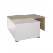 Lenjerie pat pentru 2 persoane floral