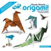 Ready Steady Origami by Didier Boursin