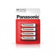 Baterii 1,5V - Panasonic - R6RZ - 4bucati(AA)