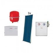 Pachet panouri solare Bosch 3 FCC220-2V + ISM 1