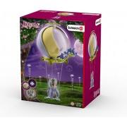 Schleich 41443 - Giocattolo Magico Palloncino a Forma di Fiore con Luce