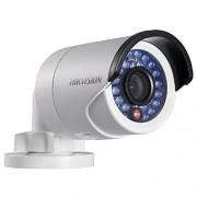 Hikvision DS-2CD2032-I Cámara de vigilancia de tipo bala de 3 Mp (CMOS, 6 12 mm, 2048 x 1536, 20 fps), plateado