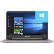 Ultrabook Asus ZenBook UX410UA Intel Core Kaby Lake i7-7500U 1TB HDD+256GB SSD 16GB Win10 FullHD Quartz Grey