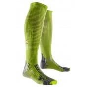 X-Bionic Effektor xbs.competition Long Hardloopsokken groen 39-42 M 2017 Sokken