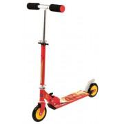 STAMP - DISNEY - CARS - J100080 - Vélo et Véhicule pour Enfant - Trottinette Pliable Cars