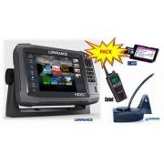 LOWRANCE GPS PLOTTER SONDA HDS 7 GEN3