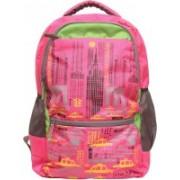 Harp Manhattan backpack 12 L , Men , Woman , Girl , Boys 12 L Laptop Backpack(Pink)