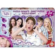 Educa - 15857 - Puzzle Classique - Géant Violetta - 250 Pièces