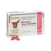 Arroz vermelho controla os níveis de colestrol 60comp - BioActivo