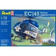 Revell of Germany EC 145 Polizei/Gendarmerie Plastic Model Kit