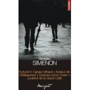 Furtuna in Canalul Manecii - Georges Simenon