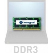 Memorie Laptop Integral 4GB DDR3 1066MHz CL7 R2