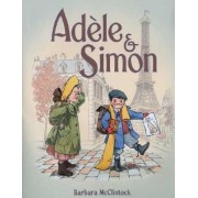 Adele & Simon by Barbara McClintock