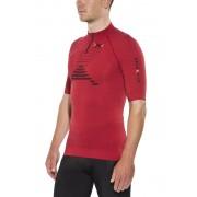 X-Bionic Trail Running Effektor hardloopshirt rood Hardloopshirts
