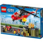 LEGO CITY - POMPIERI: UNITATE DE INTERVENTIE 60108