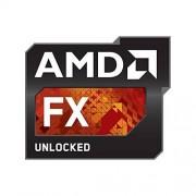 AMD fd9590 F hhkwof FX 9590 Black Edition Processeur Vishera 8 Core S AM3 + Clock 4,7 GHz Turbo 5 GHz