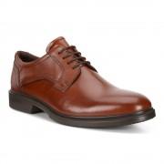 Pantofi business barbati ECCO Lisbon ( Maro/Cognac)