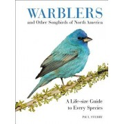 Warblers and Other Songbirds of North America: A Life-Size Guide to Every Species