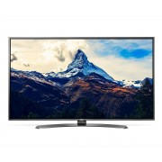 LG 49UH661V TELEVISOR 49'' LCD IPS UHD 4K HDR 1200 HZ, SMART TV, WEB OS 3.0, WIFI