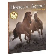 Horses in Action! by Editors Of Storey Publishing