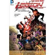 Legion of Super Heroes: The Dominators Volume 2 by Francis Portela
