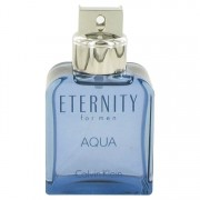 Calvin Klein Eternity Aqua Eau De Toilette Spray (Tester) 3.4 oz / 100.55 mL Men's Fragrance 482456