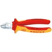 Клещи резачки странични хромирани 160 mm, 70 06 160, KNIPEX