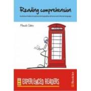 Reading comprehension - Manuela Cadaru