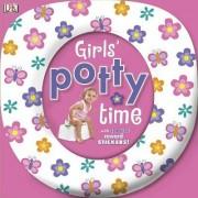 Girls' Potty Time by DK Publishing