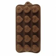 Forma din silicon pentru bomboane - cadou