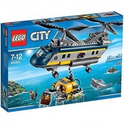 Lego City - 60093 Deepwater Helicopter