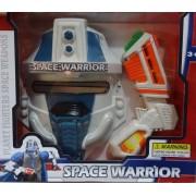 Space warrior játék szett No.858-16 - Gyerek játék