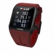 Polar GPS-Multisportuhr V800 (HR) Ohne H7 Brustgurt blau/rot
