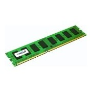 Crucial 8GB, 240-pin DIMM, DDR3 PC3-10600 8GB DDR3 1333MHz Data Integrity Check (verifica integrità dati) memoria