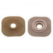 "New Image 2-Piece Precut Convex FlexWear (Standard Wear) Skin Barrier 1-1/8"" Part No. 15905 Qty Per Box"