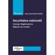 Securitatea nationala - Dan Constantin Mata