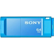 USB Flash Drive Sony MicroVault X 64GB USB 3.0 Albastru