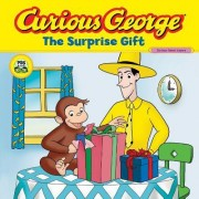 Curious George the Surprise Gift Cg Tv by H.A. Rey