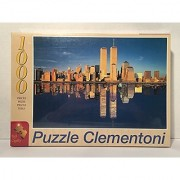 New York - Night and Day 1000 Piece Clementoni Puzzle