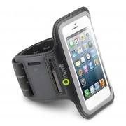 Muvit black neoprene armband size L