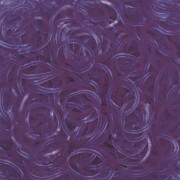 Elastice Rainbow Loom - Jelly - Mov