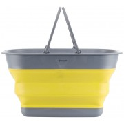 Outwell Collaps Crater with Handle yellow Shopping Taschen