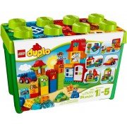 LEGO® DUPLO™ Cutie Deluxe de divertisment 10580