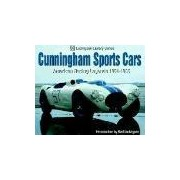 Cunningham Sports Cars American Racing Legends 1951-1955 Ludvigsen Karl