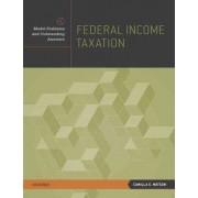 Federal Income Taxation by Camilla E. Watson